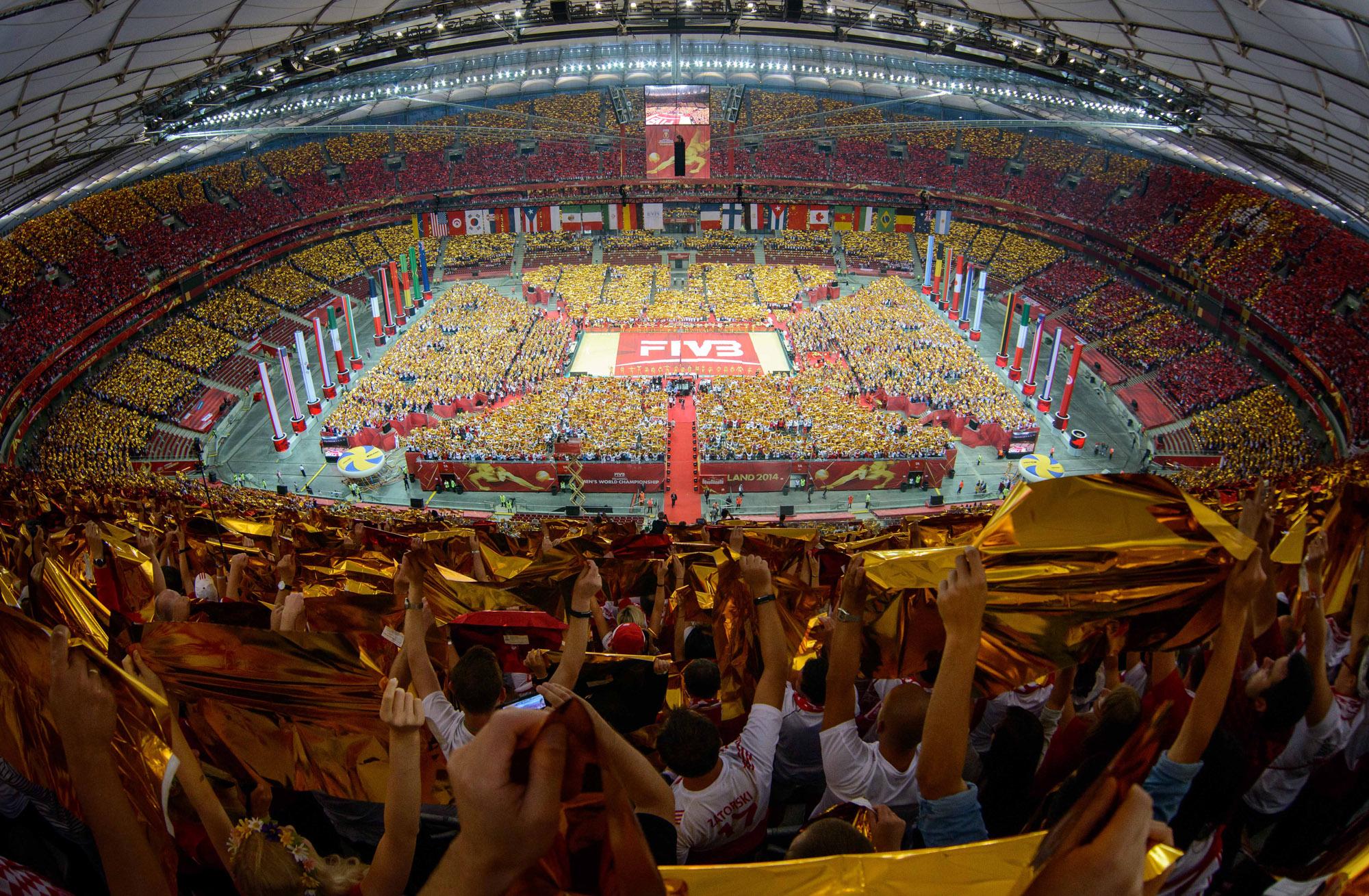 30.08.2014 Mistrzostwa Świata w siatkówce