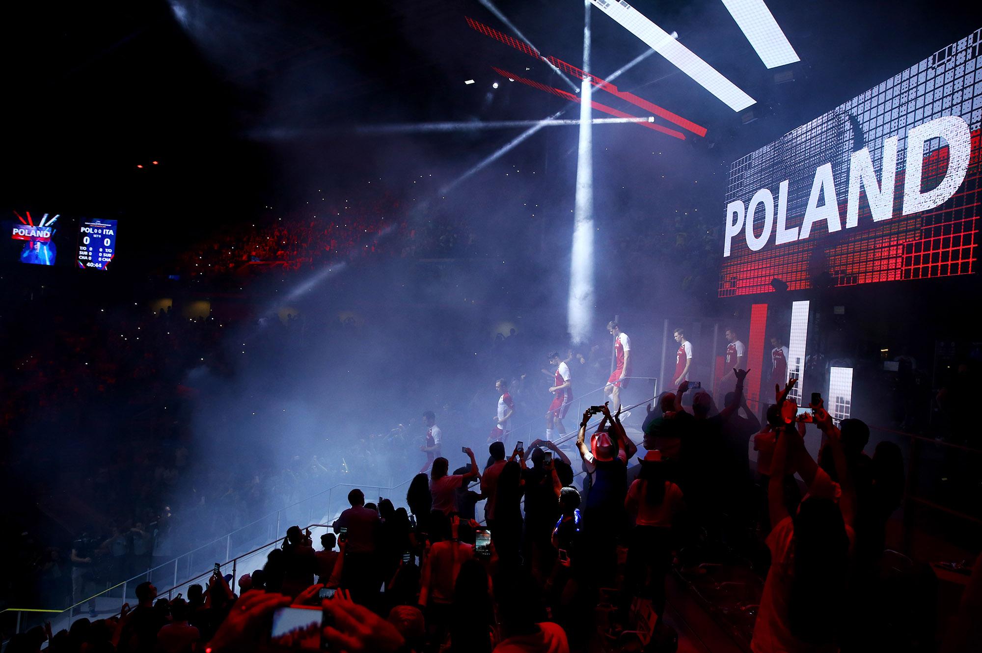 Polska - Wlochy