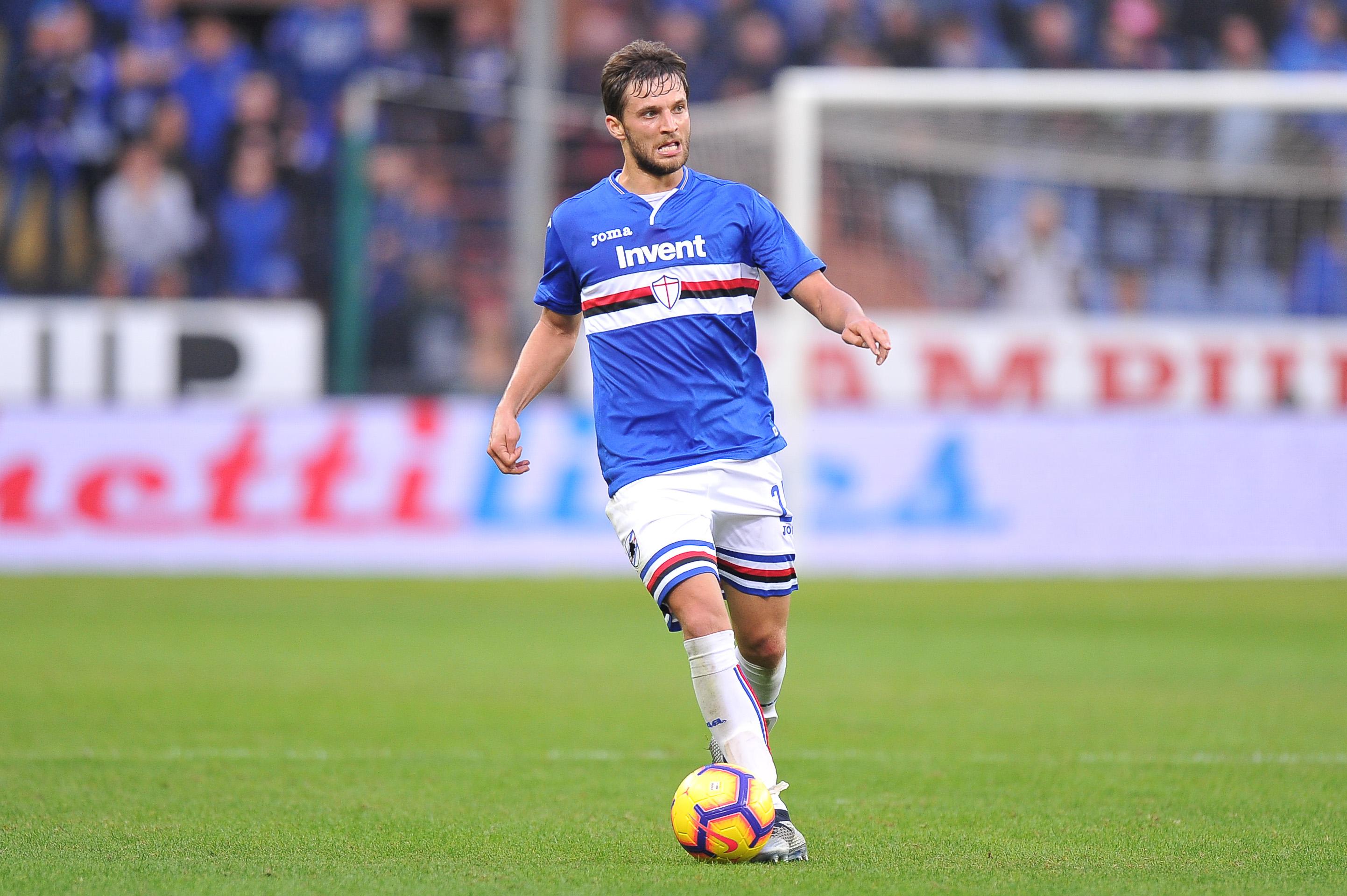 04.11.2018, Genua, Serie A 2018/2019, Sampdoria Genua - Torino FC N/z: Bartosz Bereszynski, Foto Norbert Barczyk / PressFocus