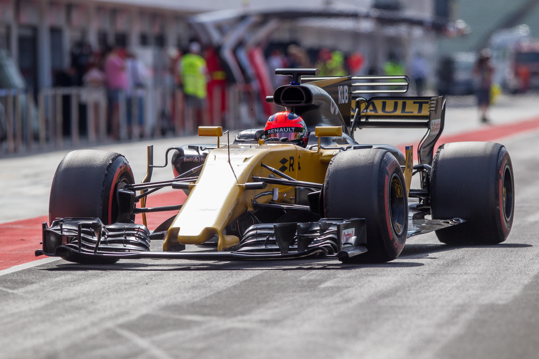 2017.08.02, Budapeszt, Formula 1, Hungaroring  N/z Robert Kubica, Foto: Pawel Jaskolka / PressFocus