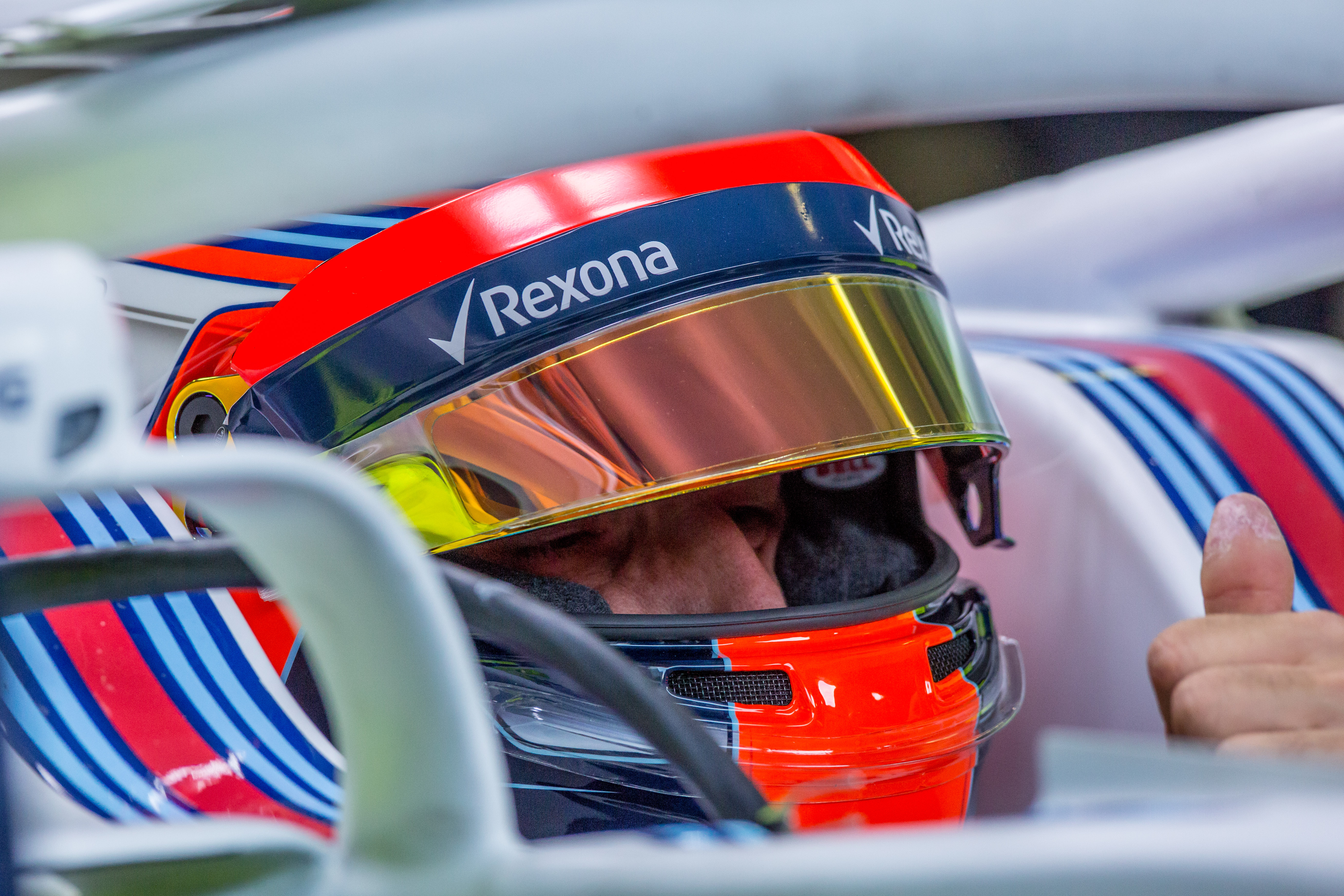 2018.08.01, Budapeszt, Formula 1, Hungaroring  N/z Robert Kubica, Foto: Pawel Jaskolka / PressFocus