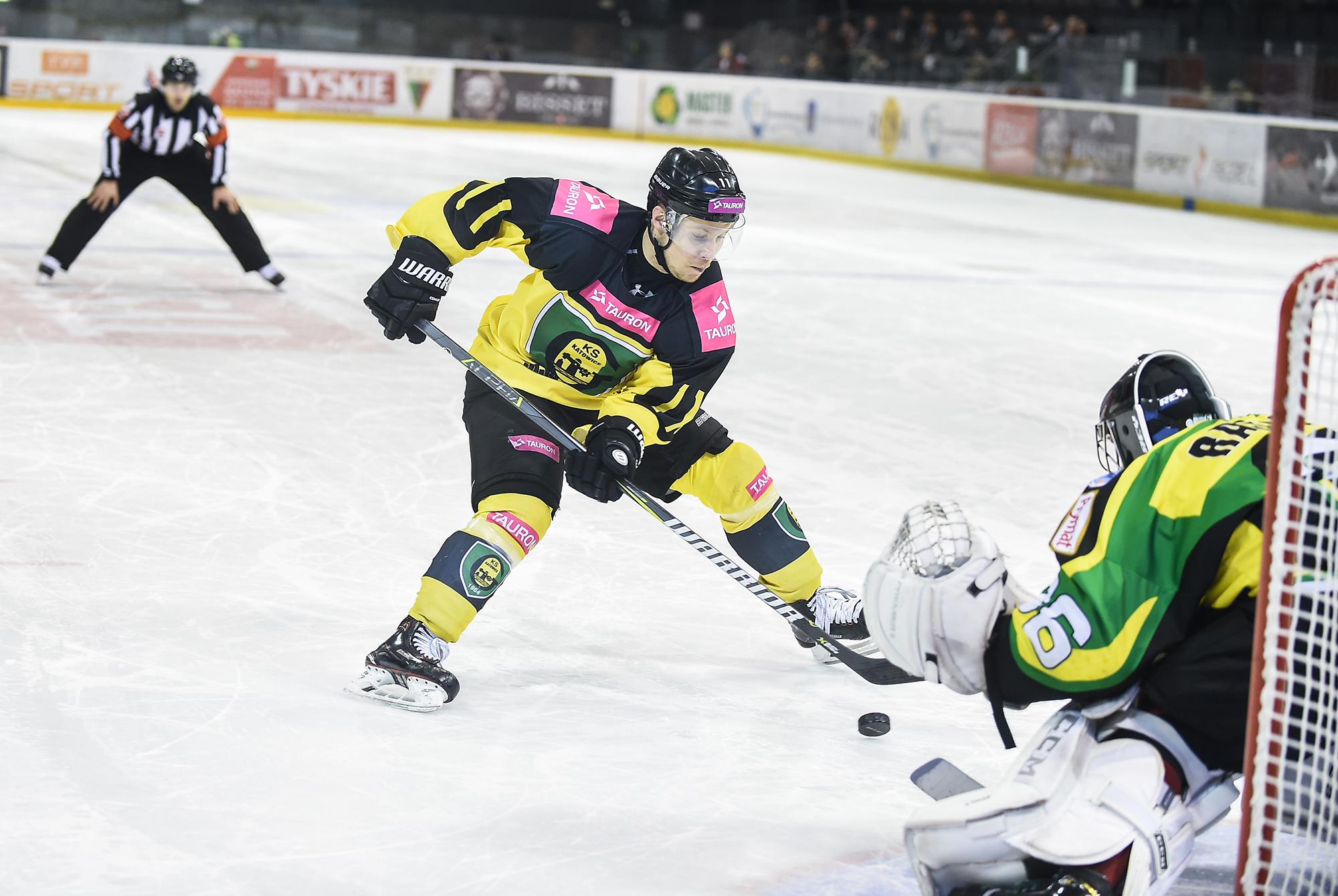 Tauron KH GKS Katowice - JKH GKS Jastrzebie