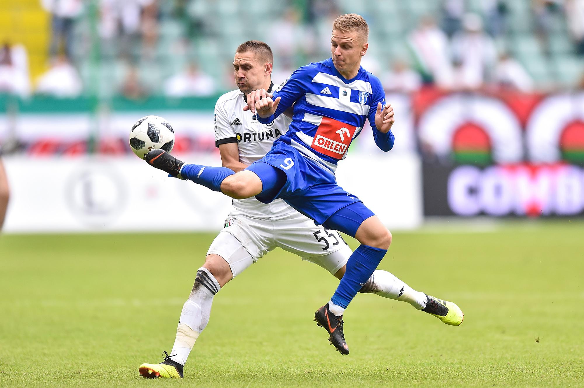 Legia Warszawa - Wisla Plock